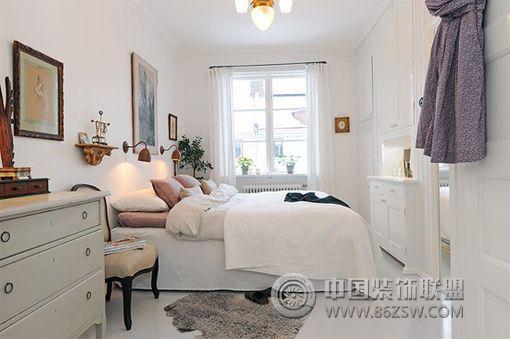 北欧卧室装修-卧室装修图片