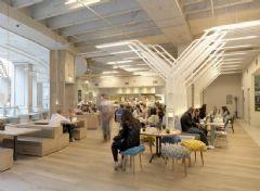 英国Zizzi工业风餐厅
