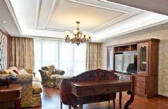 四居室户型美式风格