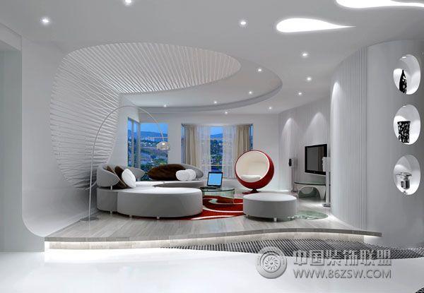 家居室内装修设计效果图家装客厅电视背景墙效果图家装效