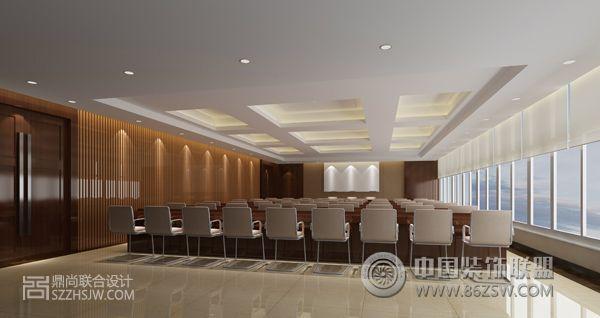 深圳益力盛株洲写字楼装饰设计 单张展示 写字楼装修效果图