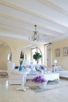 成都尚层装饰为业主打造地中海风格地中海风格别墅