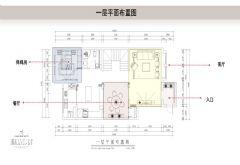 成都尚层软装搭配设计方案混搭风格别墅