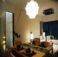 户型 现代风格 两室一厅一卫