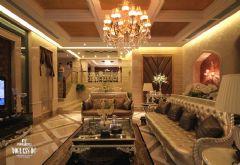 成都尚层装饰——新古典风格古典风格别墅