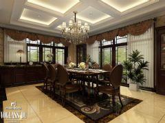 中海世家现代风格别墅