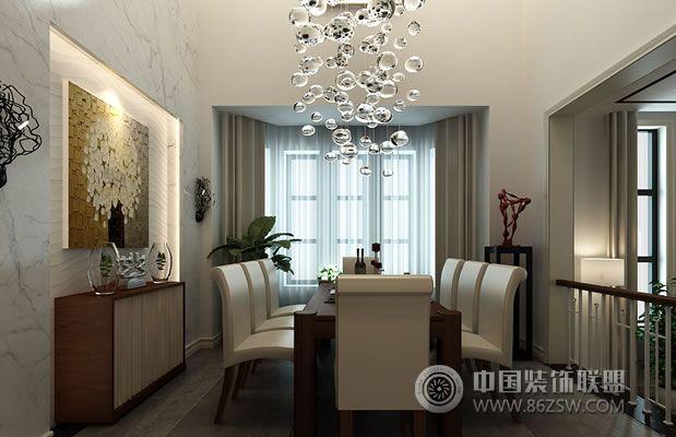 天津室内装修 520平米设计效果图