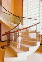 成都尚层设计,楼梯转出的华丽,局部体现的尊贵简约风格大户型