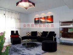 桂花城现代风格大户型