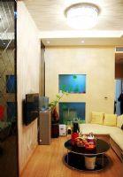 定海玉兰花园实景图2室1厅1卫现代风格