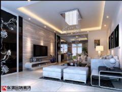 衢州花园现代风格三居室