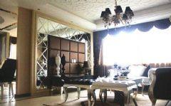 灏庭古典客厅装修图片