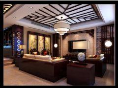 和家园中式风格三居室