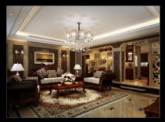 和家园12-102古典风格大户型