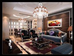 和家园6-501古典风格大户型