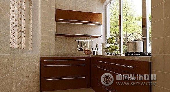 晋元小区-厨房装修图片