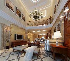 金正家园欧式风格复式