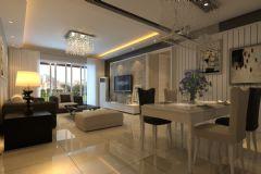 金科visa-现代风格现代风格三居室