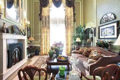 保利高尔夫豪园美式风格别墅