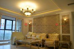 枫雅#雅戈尔太阳城简欧风中式风格大户型