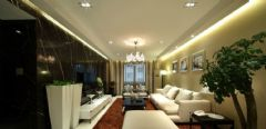 碧桂園現代風格三居室