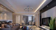 福星惠誉福星城现代风格三居室
