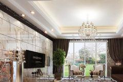华润中央花园欧式风格三居室