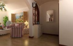 风创设计案例现代风格四居室