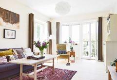 阳光80公寓简约风格公寓