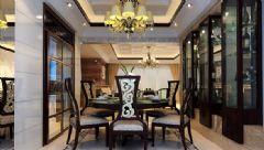 星汇云锦中式风格三居室