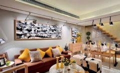 百步亭幸福时代现代风格二居室