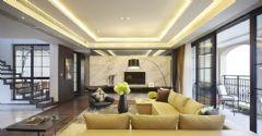 锦江华庭现代风格二居室
