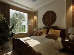 西山花园-新古典古典风格二居室