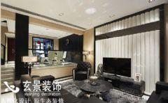 观澜华庭古典风格二居室