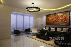 实力荣祥花园-三居室-140平米-装修设计现代风格三居室