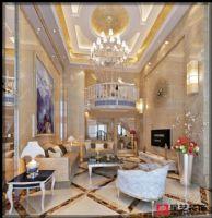 泰达天海国际欧式风格别墅