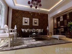 香樟俊园现代风格四居室