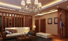 某小区王姐中式风格三居室