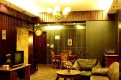 百瑞景一期古典风格三居室