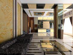 西苑小区古典风格三居室