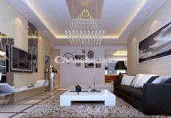 阅海万家现代风格三居室