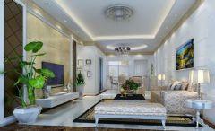 佛山雅居乐花园-三居室-98平米-装修设计现代风格小户型