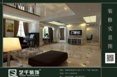 佛山奥园-别墅-275平米-装修设计欧式风格复式