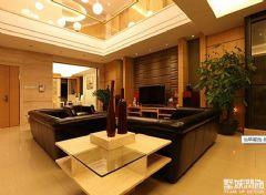 怡翠罄园-复式-230平米-装修设计