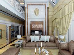 怡翠馨园-四居室-230平米-装修设计
