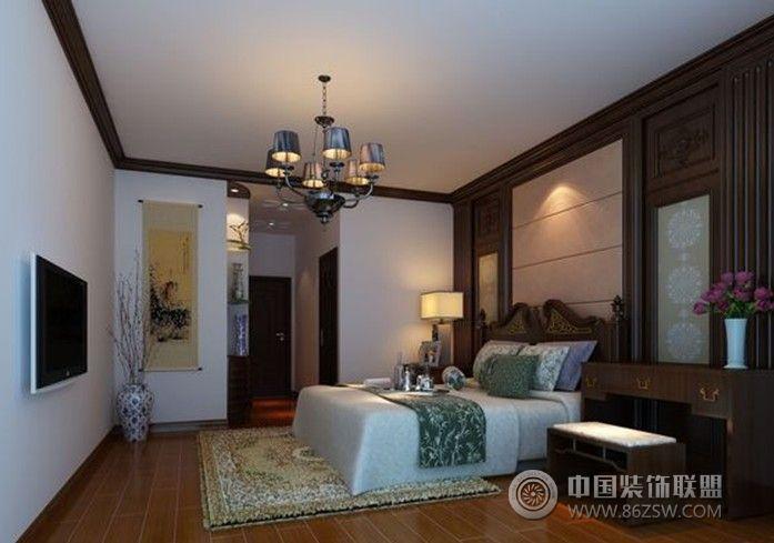 万科花园-四居室-135平米-装修设计_混搭三居室小户型