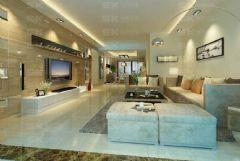 万科金域蓝湾-五居室-260平米-装修设计