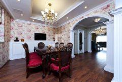 香榭湾新中式别墅生活成都尚层装饰中式风格别墅
