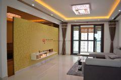 枫雅#世贸婚房装修简约风格三居室