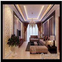 热电小区现代风格四居室